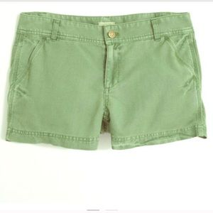 New with tags green cargo shorts